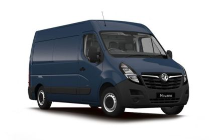 Buy Vauxhall Movano outright purchase vans