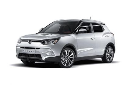 Lease Ssangyong Tivoli car leasing