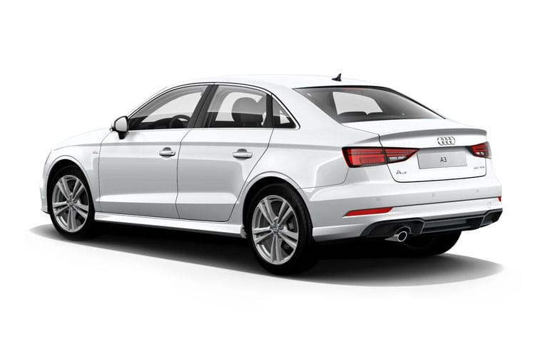 Audi A3 35 Saloon 4Dr 2.0 TDI 150PS Sport 4Dr S Tronic [Start Stop] [Comfort Sound] back view