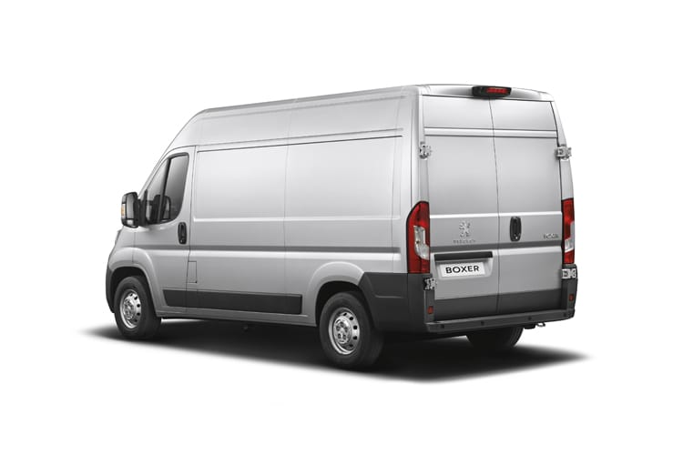 Peugeot Boxer 335 L3 2.2 BlueHDi FWD 140PS Professional Van High Roof Manual [Start Stop] back view