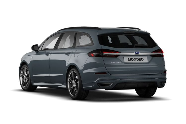 Ford Mondeo Estate 2.0 EcoBlue 150PS ST-Line Edition 5Dr Manual [Start Stop] back view