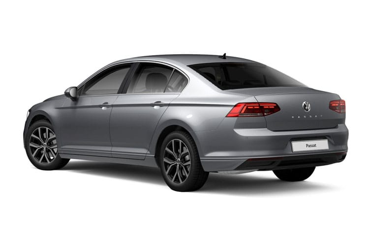 Volkswagen Passat Saloon 2.0 TDI EVO 150PS SE Nav 4Dr Manual [Start Stop] back view