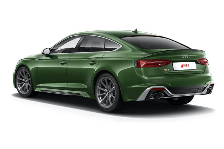 Audi A5 35 Sportback 5Dr 2.0 TDI 163PS Sport 5Dr S Tronic [Start Stop] back view