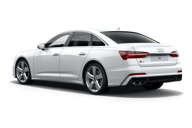 Audi A6 50 Saloon quattro 3.0 TDI V6 286PS S line 4Dr Tiptronic [Start Stop] [Technology] back view