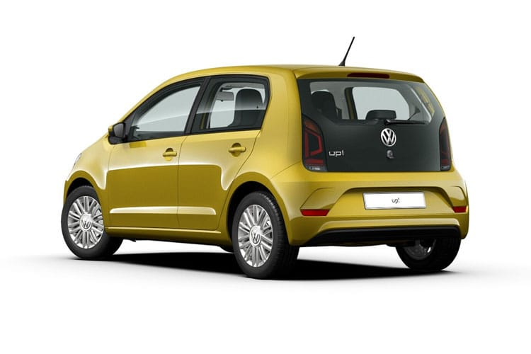 Volkswagen up! Hatch 5Dr 1.0  60PS R-Line 5Dr Manual [Start Stop] back view