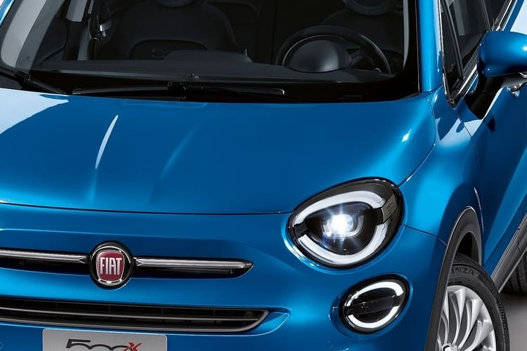 Fiat 500X SUV 1.3 FireFly Turbo 150PS Sport 5Dr DCT [Start Stop] detail view