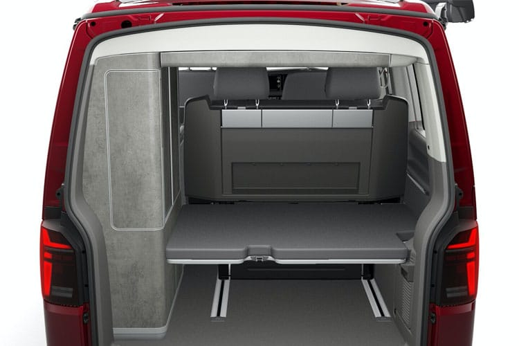 Volkswagen California MPV M1 2.0 TDI FWD 150PS Ocean Camper DSG [Start Stop] detail view