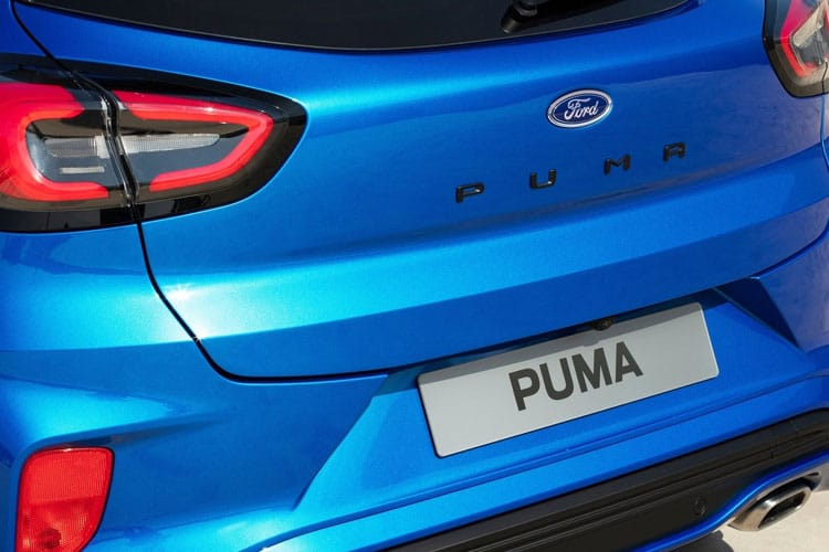 Ford Puma SUV 1.0 T EcoBoost 125PS ST-Line X 5Dr DCT [Start Stop] detail view