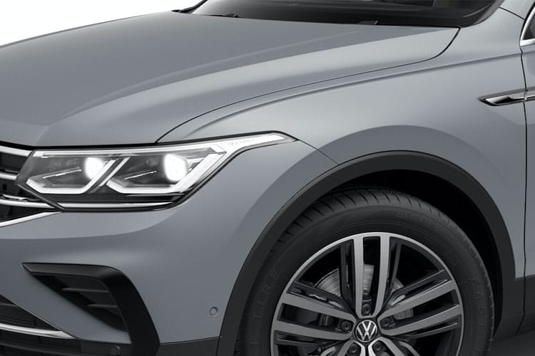 Volkswagen Tiguan SUV 4Motion SWB 2.0 TDI 150PS Match 5Dr DSG [Start Stop] detail view