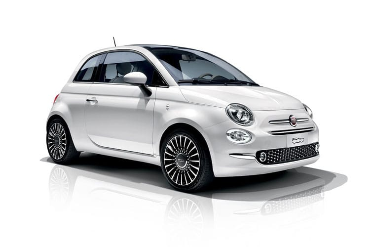 Fiat 500 Hatch 3Dr 1.0 MHEV 70PS Star 3Dr Manual [Start Stop] front view