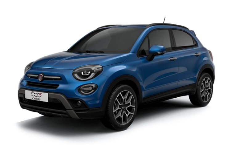 Fiat 500X SUV 1.3 FireFly Turbo 150PS Sport 5Dr DCT [Start Stop] front view