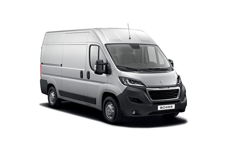 Peugeot Boxer 335 L3 2.2 BlueHDi FWD 140PS Professional Van High Roof Manual [Start Stop] front view