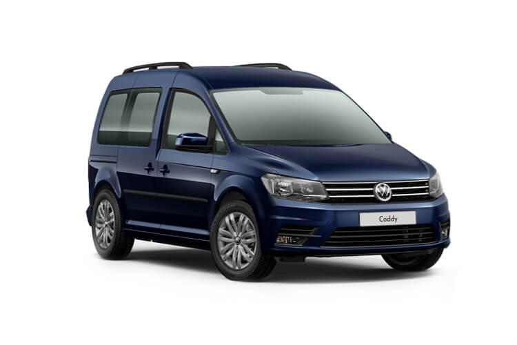 Volkswagen Caddy Maxi Life M1 2.0 TDI FWD 102PS  MPV Manual [Start Stop] [5Seat] front view