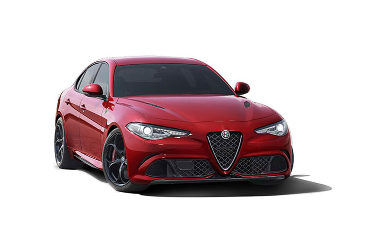 Alfa Romeo Giulia Saloon 2.2 TD 160PS Super 4Dr Auto [Start Stop] [Driver Assistance Plus] front view