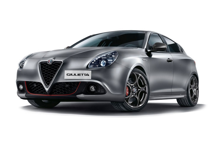 Alfa Romeo Giulietta Hatch 5Dr 1.6 JTDM-2 120PS Super 5Dr TCT [Start Stop] front view