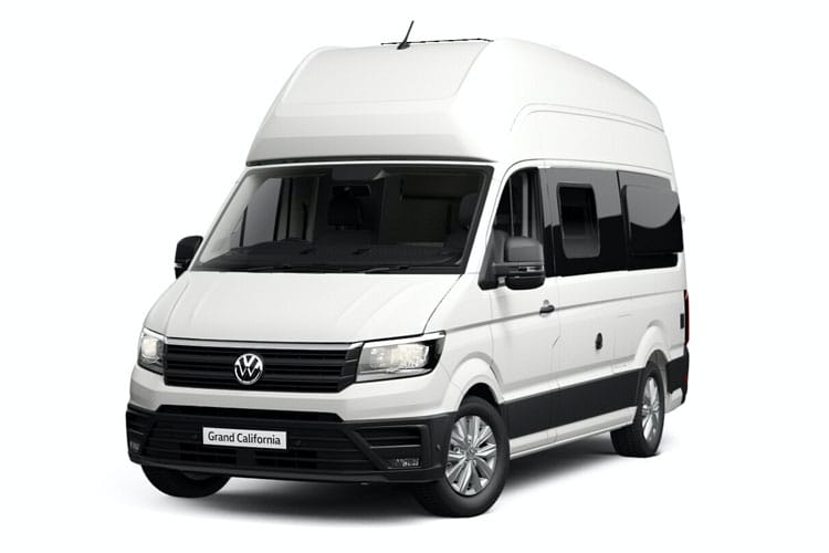Volkswagen Grand California 600 2.0 TDI FWD 177PS  Camper Auto [Start Stop] front view