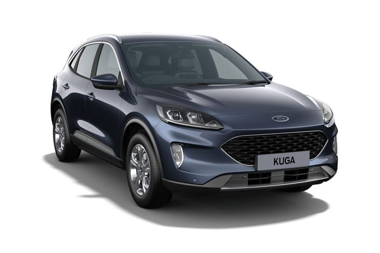Ford Kuga SUV 2WD 1.5 EcoBlue 120PS ST-Line Edition 5Dr Auto [Start Stop] front view