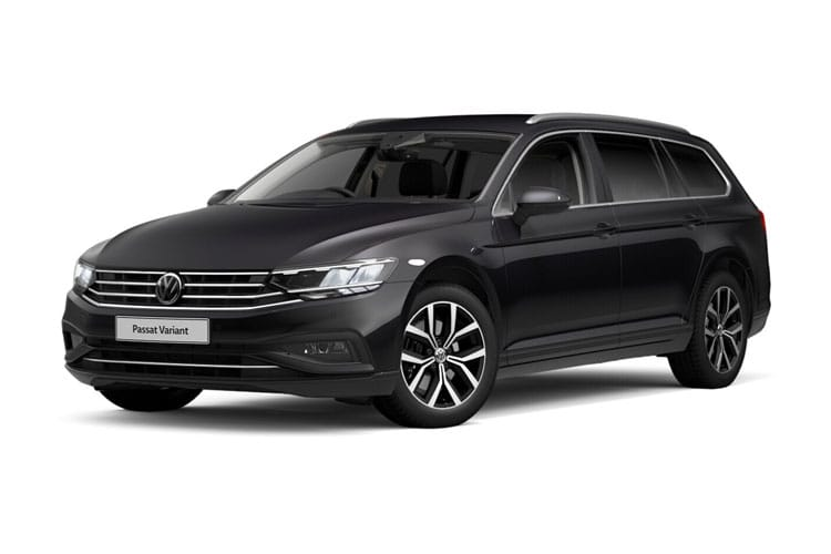 Volkswagen Passat Estate 4Motion 2.0 BiTDI 240PS R-Line Edition 5Dr DSG [Start Stop] front view