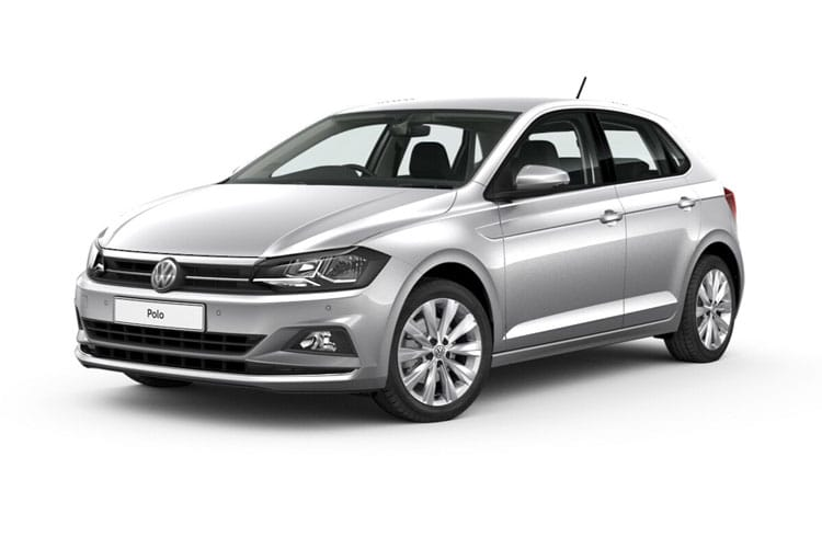 Volkswagen Polo Hatch 5Dr 2.0 TSI 210PS GTi 5Dr DSG [Start Stop] front view