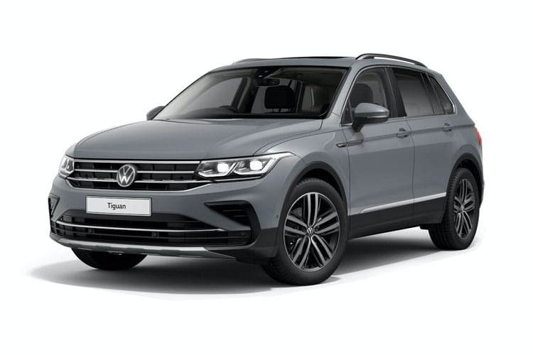 Volkswagen Tiguan SUV 4Motion SWB 2.0 TDI 150PS Match 5Dr DSG [Start Stop] front view