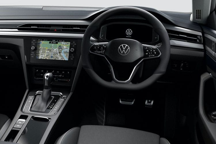 Volkswagen Arteon Shooting Brake 5Dr 2.0 TDI 200PS R-Line 5Dr DSG [Start Stop] inside view