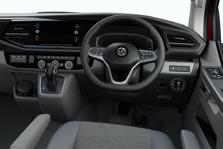 Volkswagen California MPV M1 2.0 TDI FWD 150PS Ocean Camper DSG [Start Stop] inside view