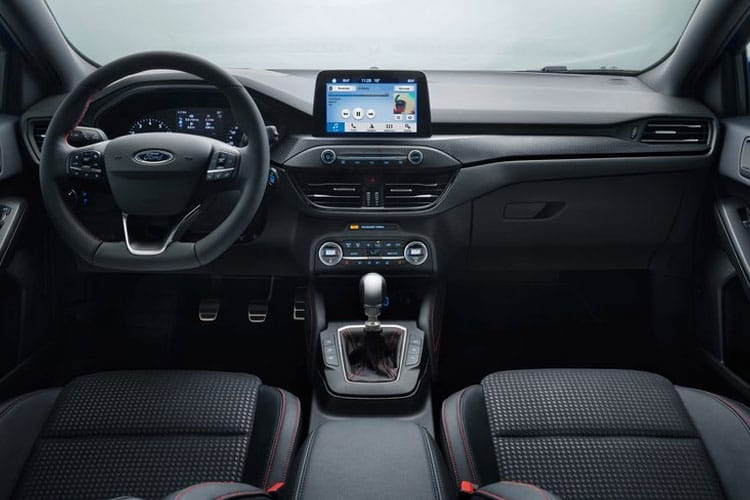 Ford Focus Hatch 5Dr 1.5 EcoBlue 120PS Active X Edition 5Dr Auto [Start Stop] inside view