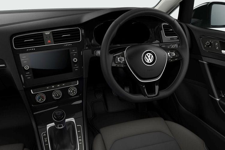 Volkswagen Golf Hatch 5Dr 2.0 TDI 115PS Style 5Dr Manual [Start Stop] [Discover Nav Pro] inside view