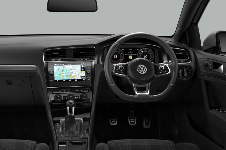 Volkswagen Golf Estate 2.0 TDI 115PS Style 5Dr Manual [Start Stop] [Discover Nav Pro] inside view