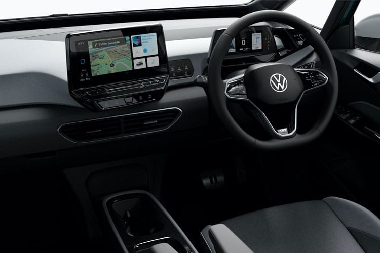 Volkswagen ID.3 Hatch 5Dr Elec Pro Perf 58kWh 150KW 204PS Tech 5Dr Auto inside view