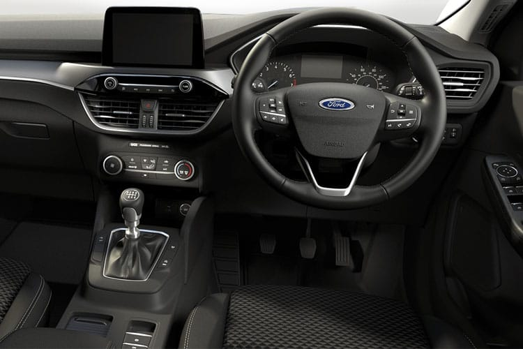Ford Kuga SUV 2WD 1.5 EcoBlue 120PS ST-Line Edition 5Dr Auto [Start Stop] inside view
