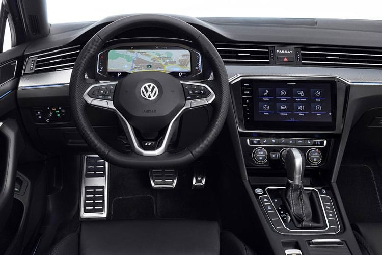 Volkswagen Passat Estate 4Motion 2.0 BiTDI 240PS R-Line Edition 5Dr DSG [Start Stop] inside view
