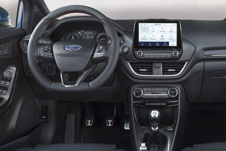 Ford Puma SUV 1.0 T EcoBoost 125PS ST-Line X 5Dr DCT [Start Stop] inside view