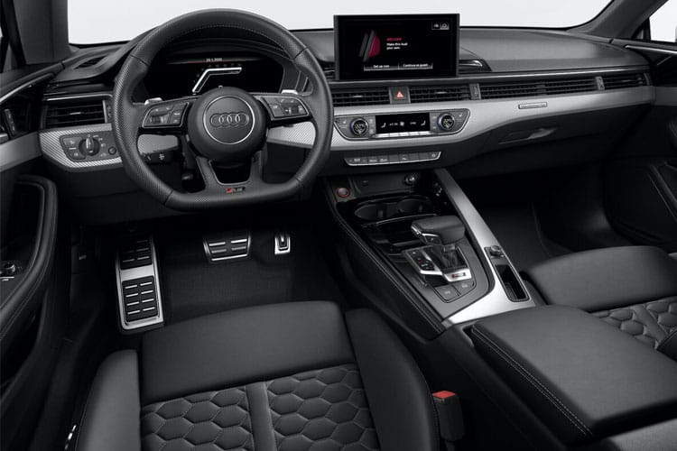 Audi A5 35 Sportback 5Dr 2.0 TDI 163PS Sport 5Dr S Tronic [Start Stop] inside view