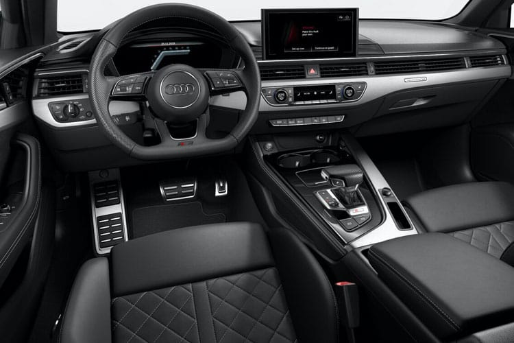 Audi A4 35 Saloon 4Dr 2.0 TDI 163PS Technik 4Dr S Tronic [Start Stop] inside view