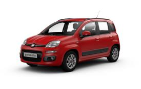 Fiat Panda Hatchback car leasing